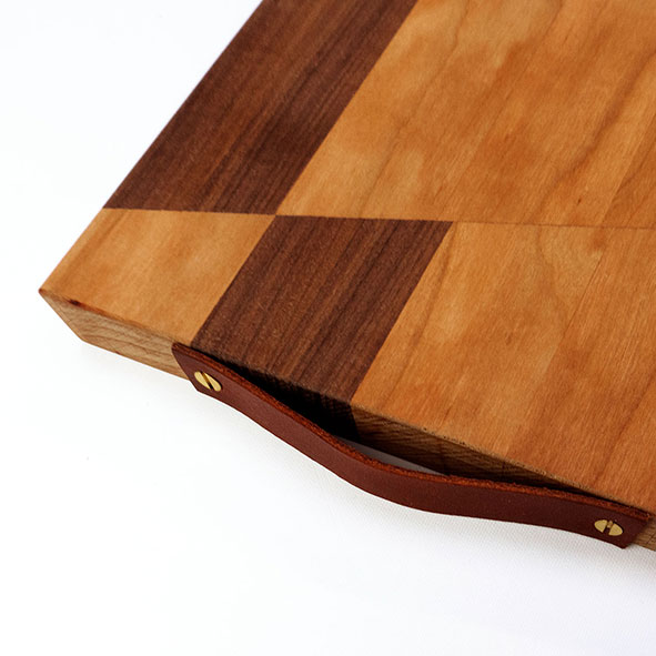 Shifted Cutting Board