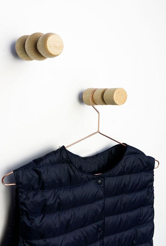 Off the Hook Coat Hangers